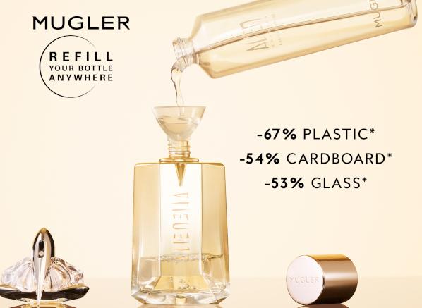 Review of Mugler Alien Goddess Eau de Parfum