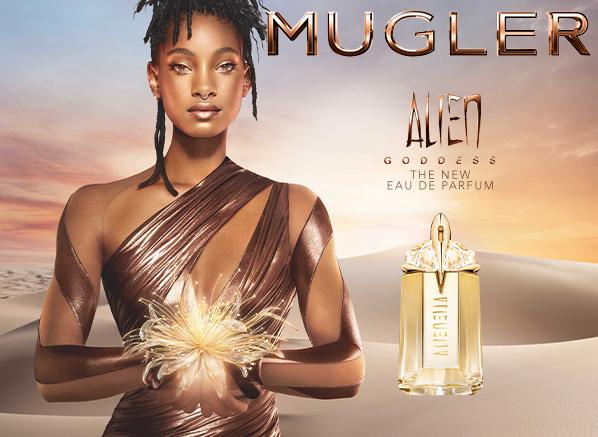 Thierry Mugler Alien Goddess Eau de Parfum Refillable Spray Review