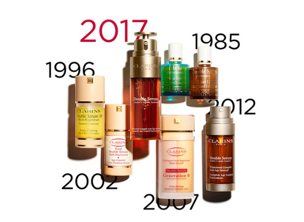 The Story of Clarins Double Serum