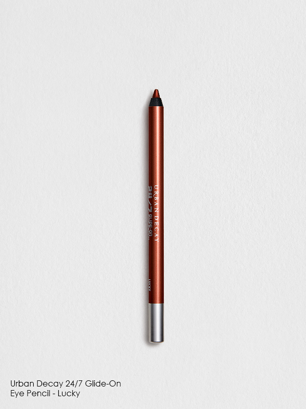 Image of a flat lay Urban Decay 24/7 Glide-On Eye Pencil in Lucky