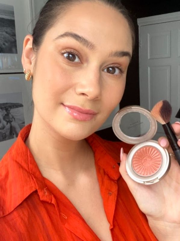 New beauty launch september 2021: bareMinerals Gen Nude Blonzer in shade kiss of copper review