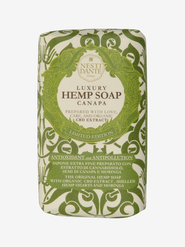 Nesti Dante Luxury Hemp Lux Soap Review