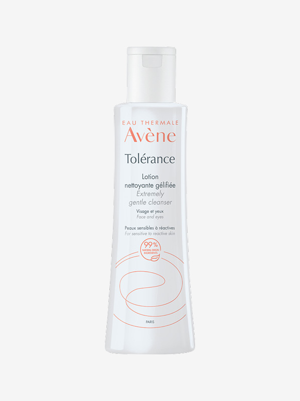 Avene Tolerance Extremely Gentle Cleanser Lotion Review