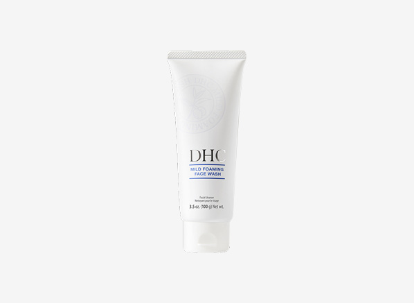 Review of DHC Mild Foaming Face Wash
