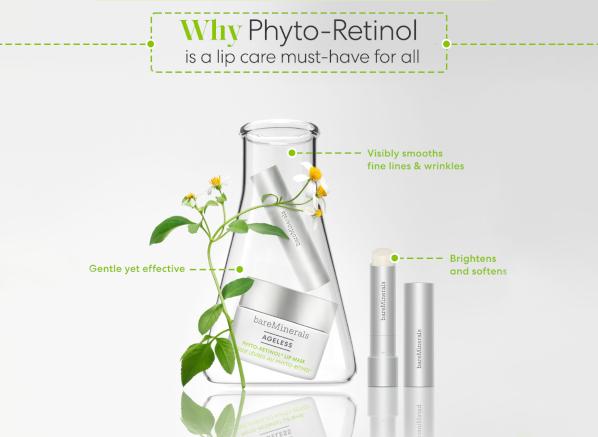 Skincare review: bareMinerals Ageless Phyto-Retinol Lip Balm