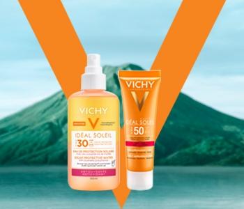 Vichy Sun Care for Face - SPF 30