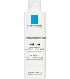 La Roche-Posay Kerium Gel Shampoo - For Oily Scalps 200ml
