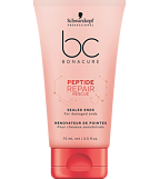 Schwarzkopf Professional BC Bonacure Peptide Repair Rescue Sealed Ends 75ml