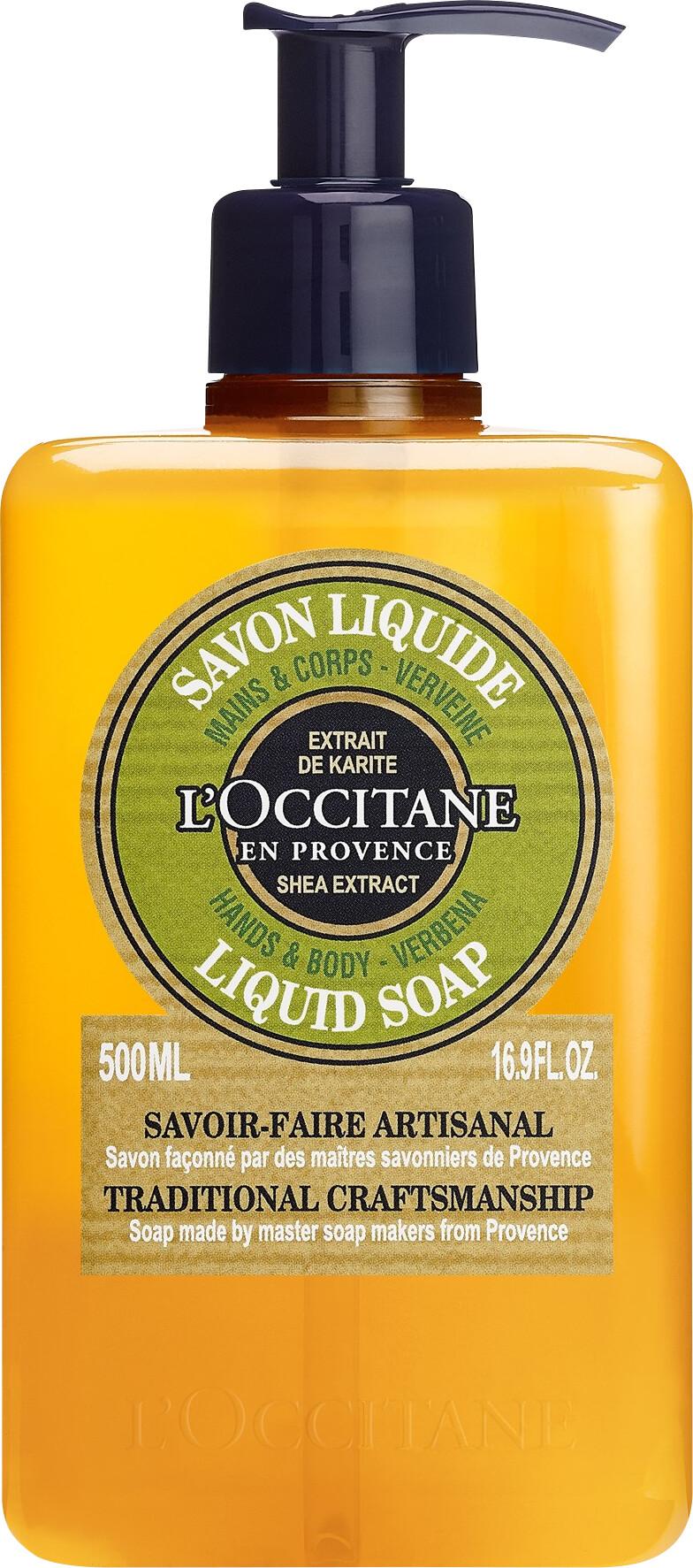 L'Occitane Verbena Liquid Soap 500ml