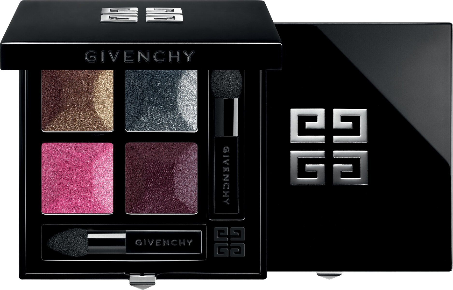 GIVENCHY Prisme Quatuor  Intense & Radiant Eyeshadow 4 Colors 4g 03  Inattendue