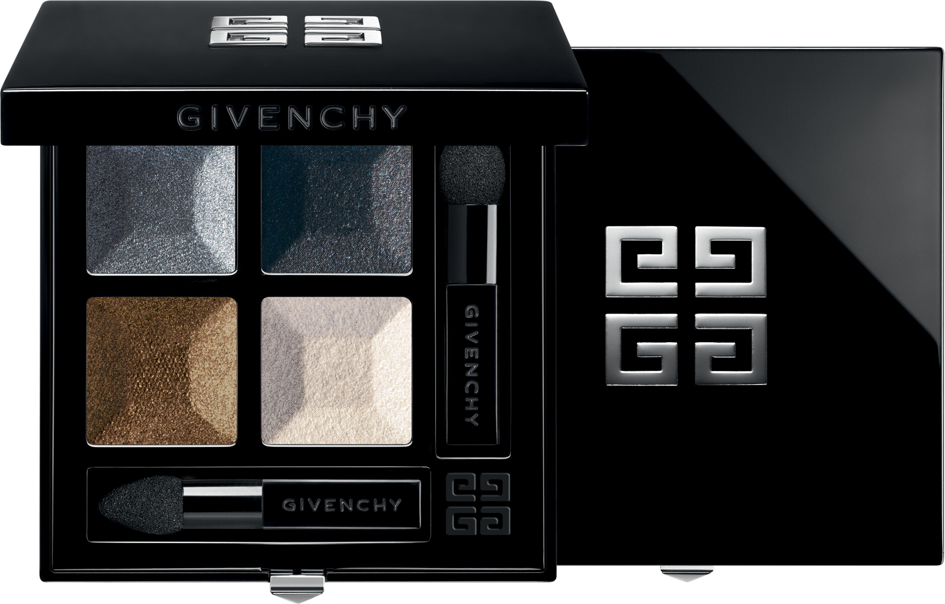 GIVENCHY Prisme Quatuor  Intense & Radiant Eyeshadow 4 Colors 4g 04  Impertinence