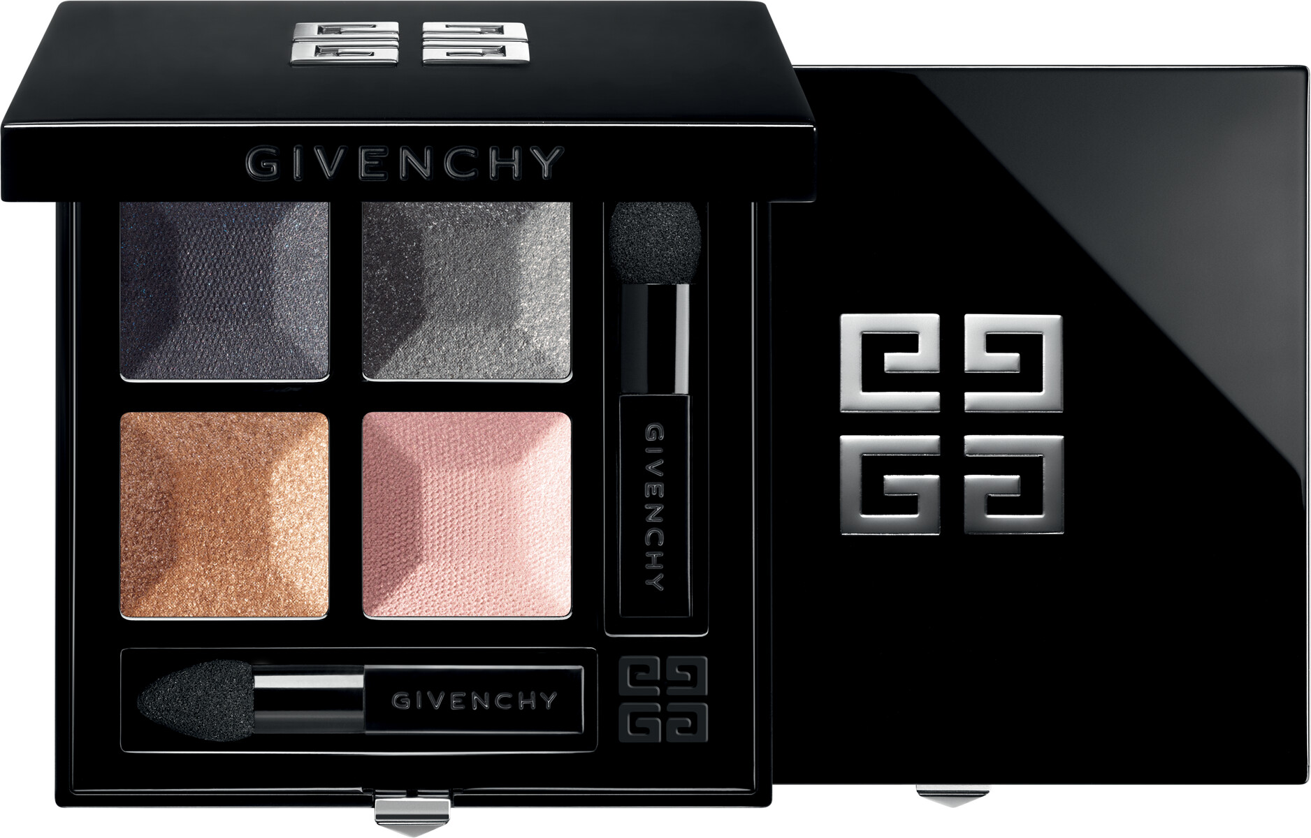 GIVENCHY Prisme Quatuor  Intense & Radiant Eyeshadow 4 Colors 4g 05  Frisson