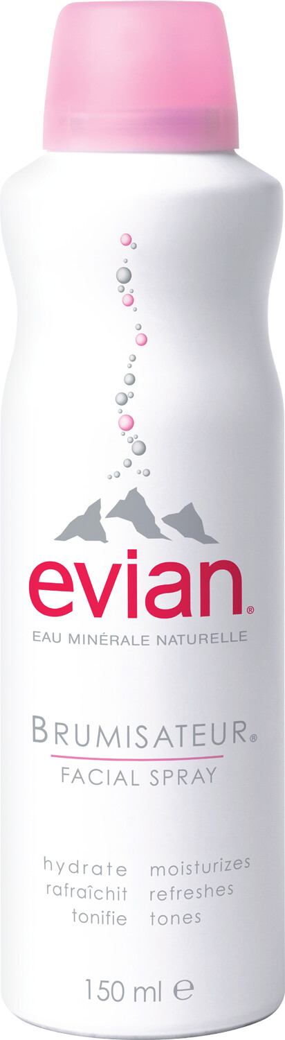 Evian Brumisateur Mineral Water Facial Spray 150ml