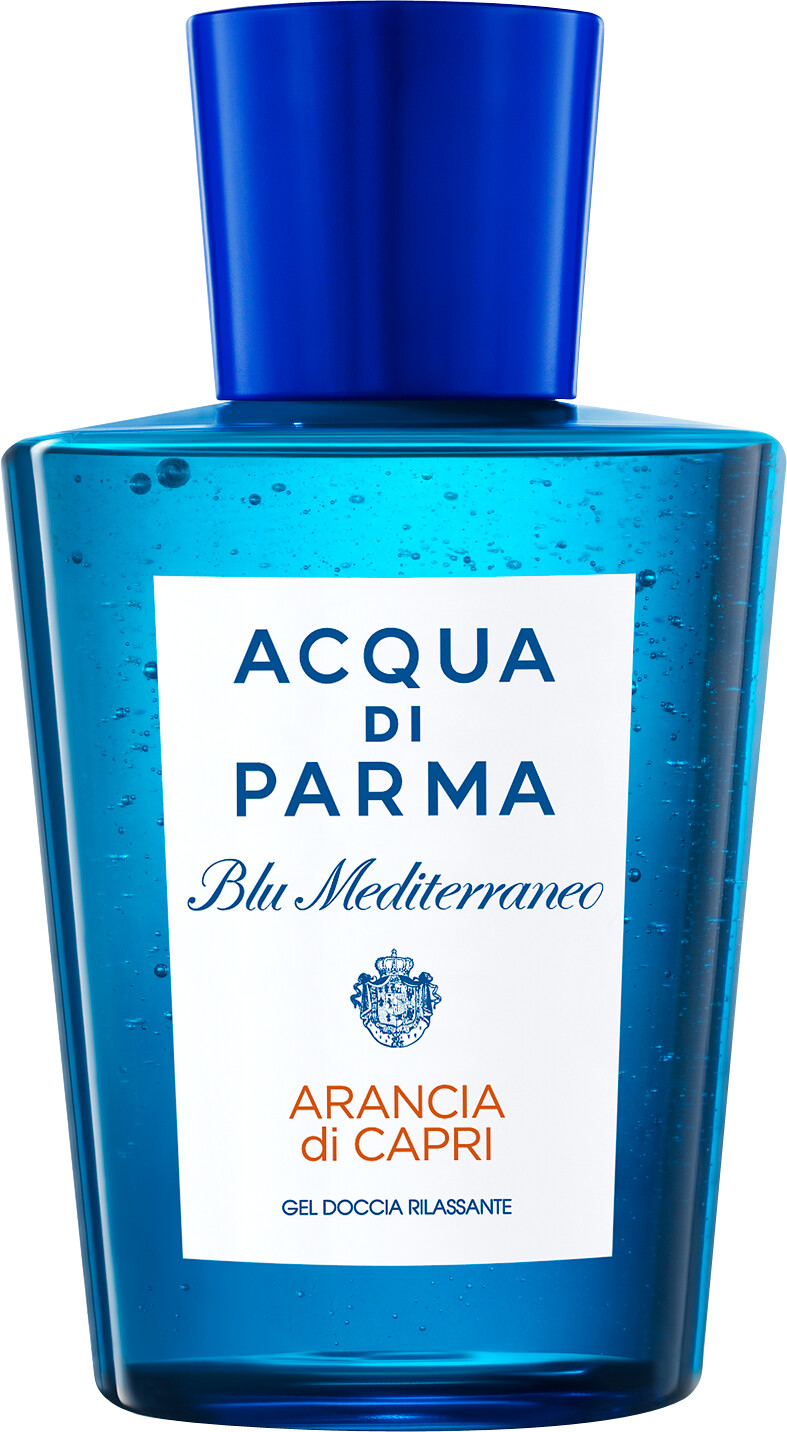 Acqua Di Parma Blu Mediterraneo Arancia Di Capri Relaxing Shower Gel 200ml