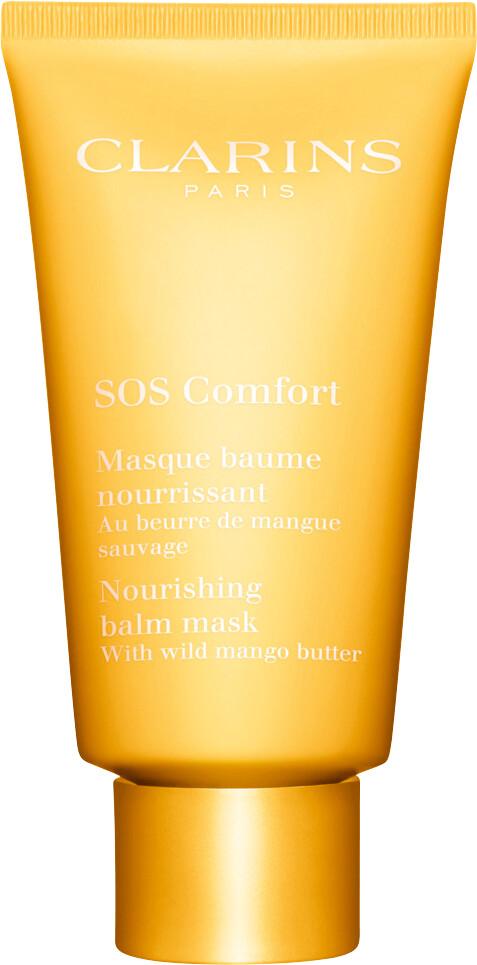 Clarins SOS Comfort Nourishing Balm Mask 75ml