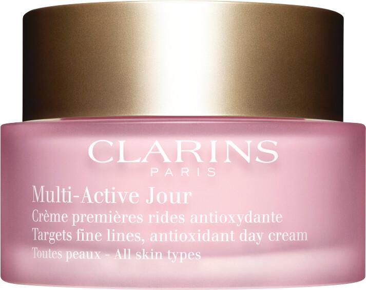 Clarins Multi-Active Day Cream All Skin Types 50 Ml