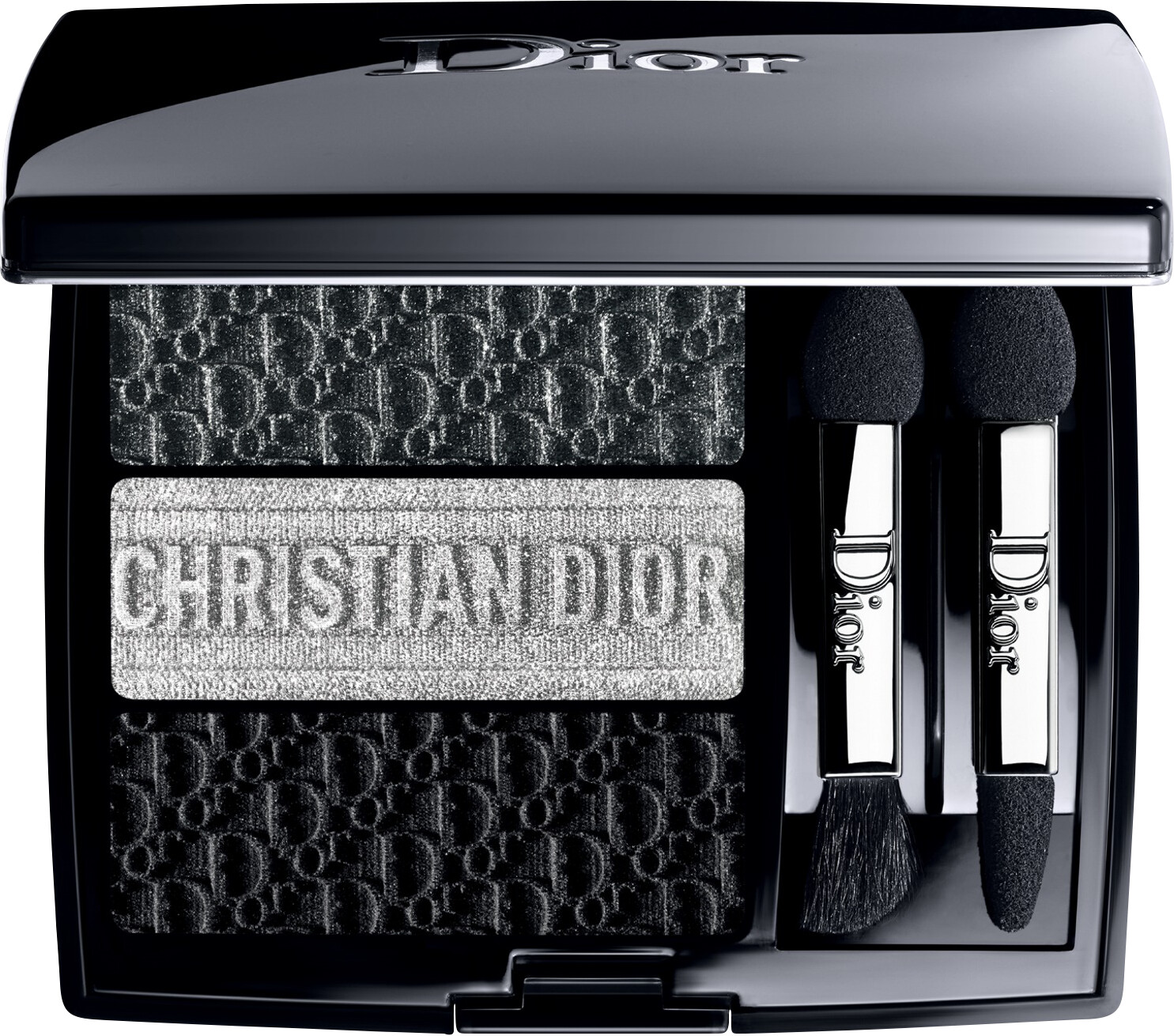 DIOR 3 Couleurs Tri(O)blique Couture Eyeshadow 3.3g 053 - Smoky Canvas