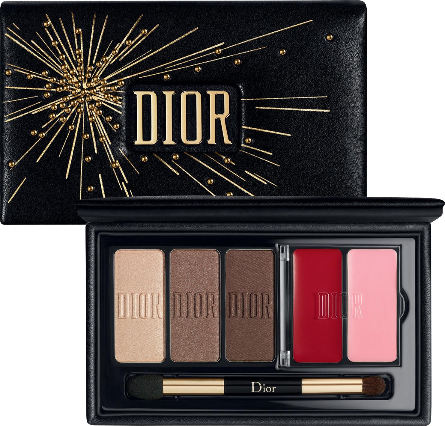 DIOR Satin Eyes & Lips Essentials Sparkling Couture Palette 9.05g