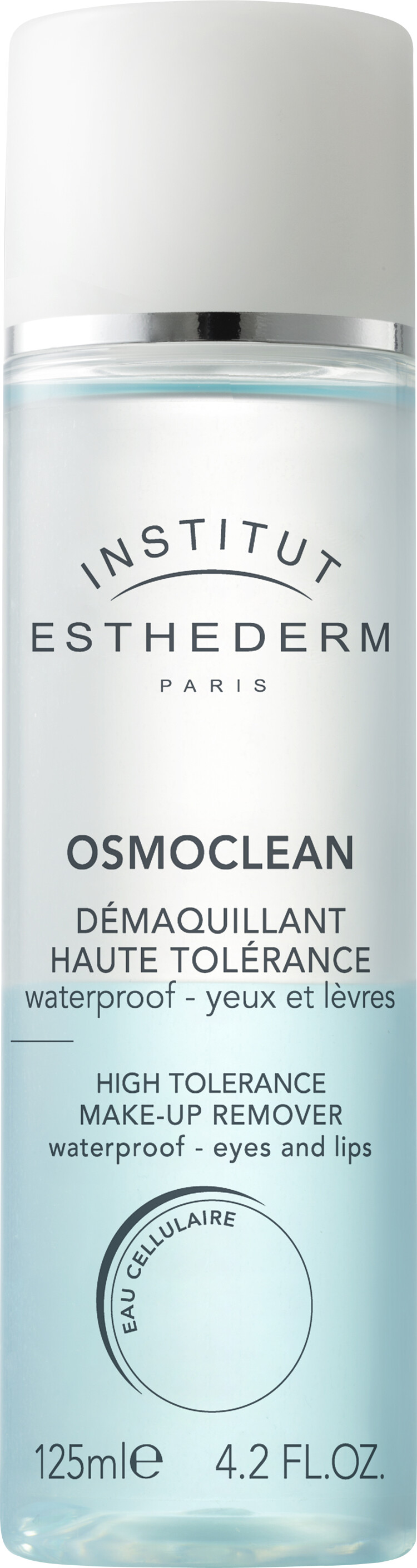 Institut Esthederm Osmoclean High Tolerance Eye Make Up Remover - Eyes and Lips 125ml