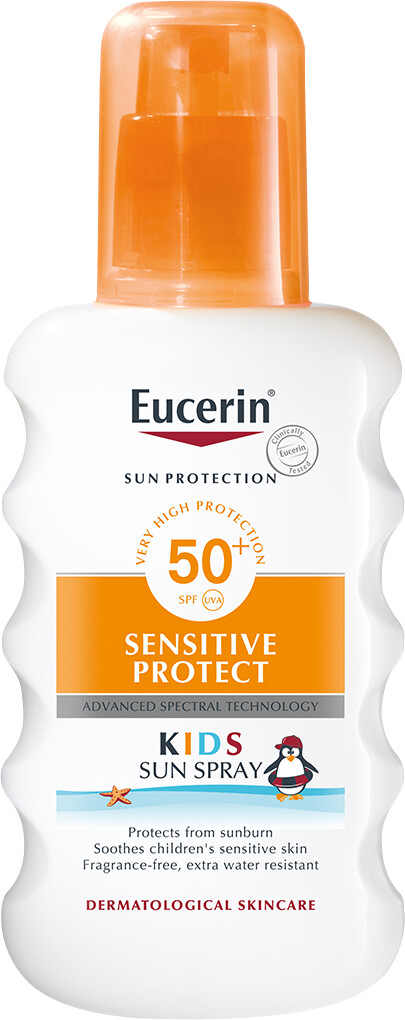 Eucerin Sensitive Protect Kids Sun Spray SPF50+ 200ml