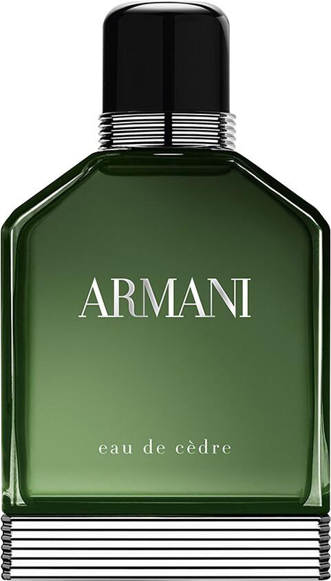 Giorgio Armani Armani  eau de cedre pour homme Eau de Toilette Spray 100ml