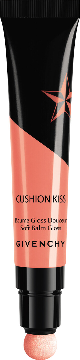 GIVENCHY Cushion Kiss Soft Balm Gloss 10ml 01  Coral Kiss