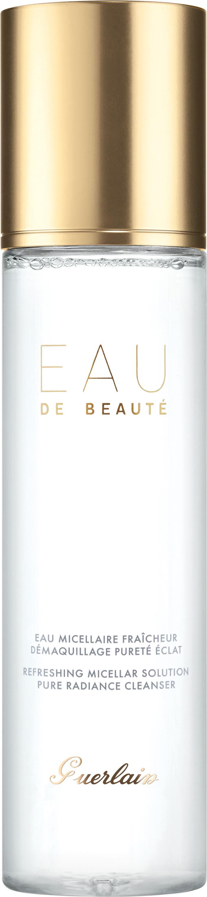 GUERLAIN Eau de Beaute Micellar Solution  Pure Radiance Cleanser 200ml