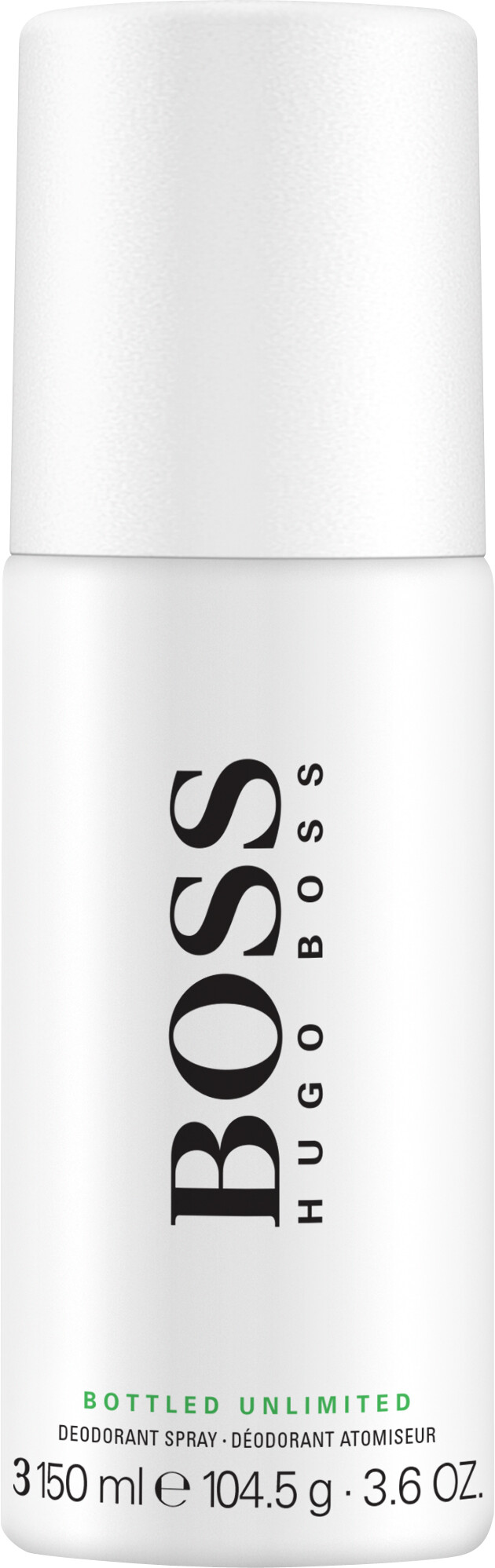 HUGO BOSS BOSS BOTTLED. UNLIMITED Deodorant Spray 150ml