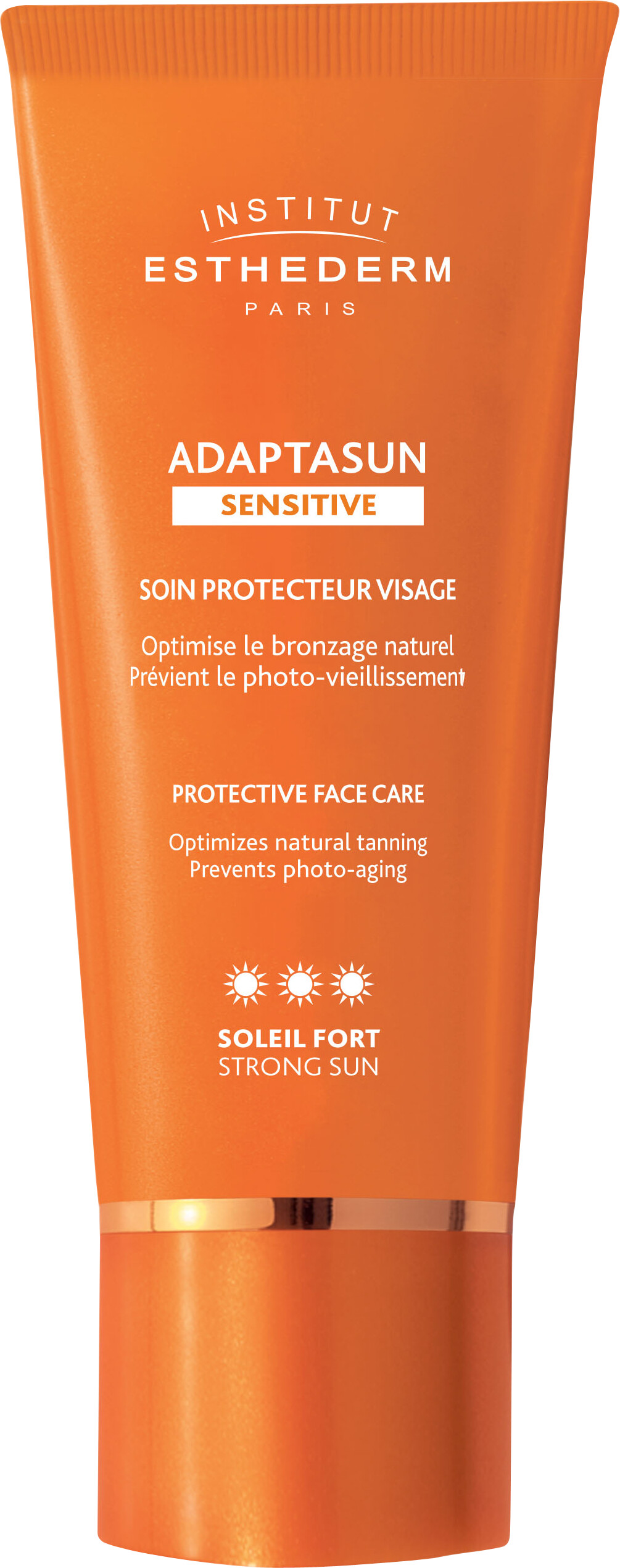 Institut Esthederm Adaptasun Sensitive Protective Face Cream  Strong Sun 50ml