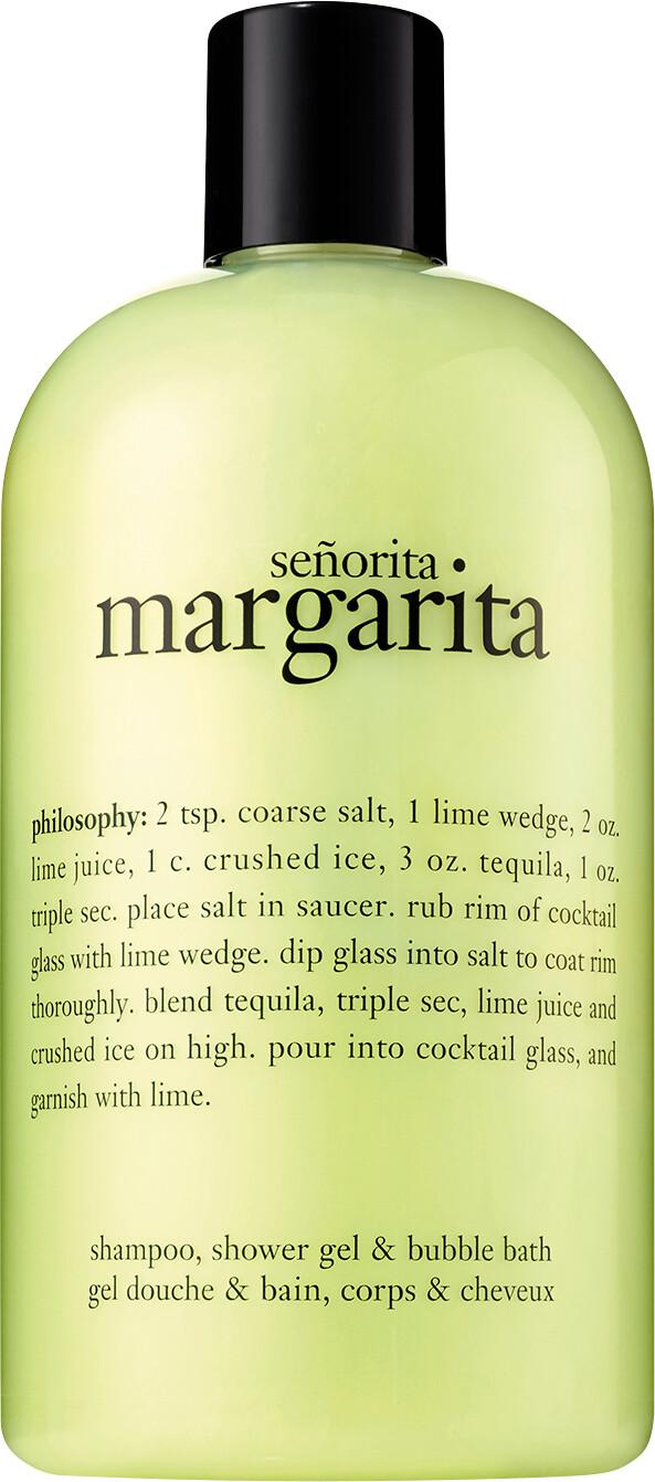 Philosophy Senorita Margarita Shampoo, Shower Gel & Bubble Bath 480ml