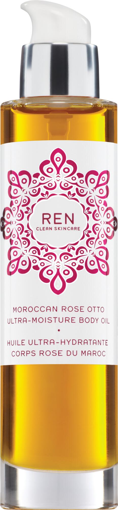 REN Moroccan Rose Otto ULTRA-MOISTURE100ML