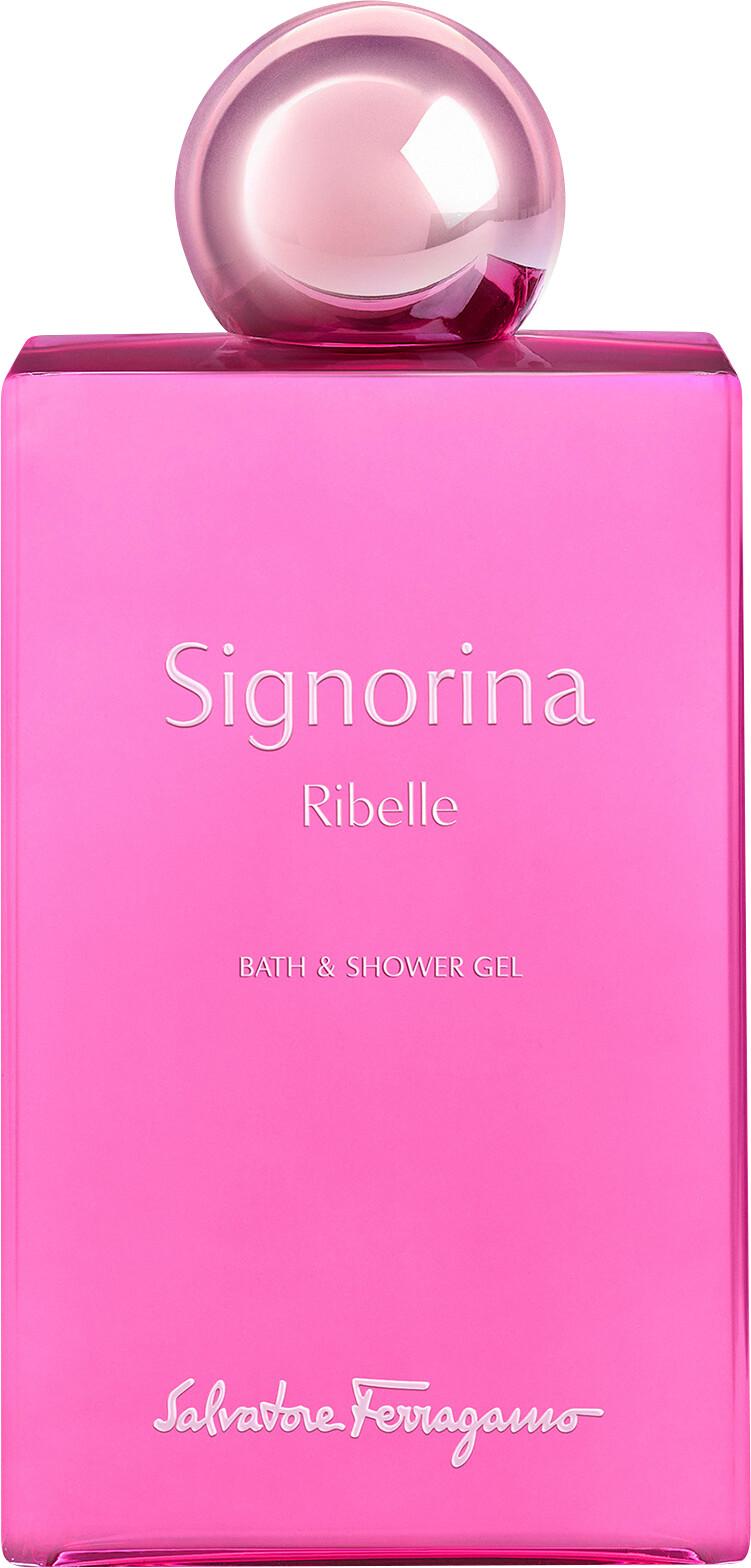 Salvatore Ferragamo Signorina Ribelle Bath & Shower Gel 200ml