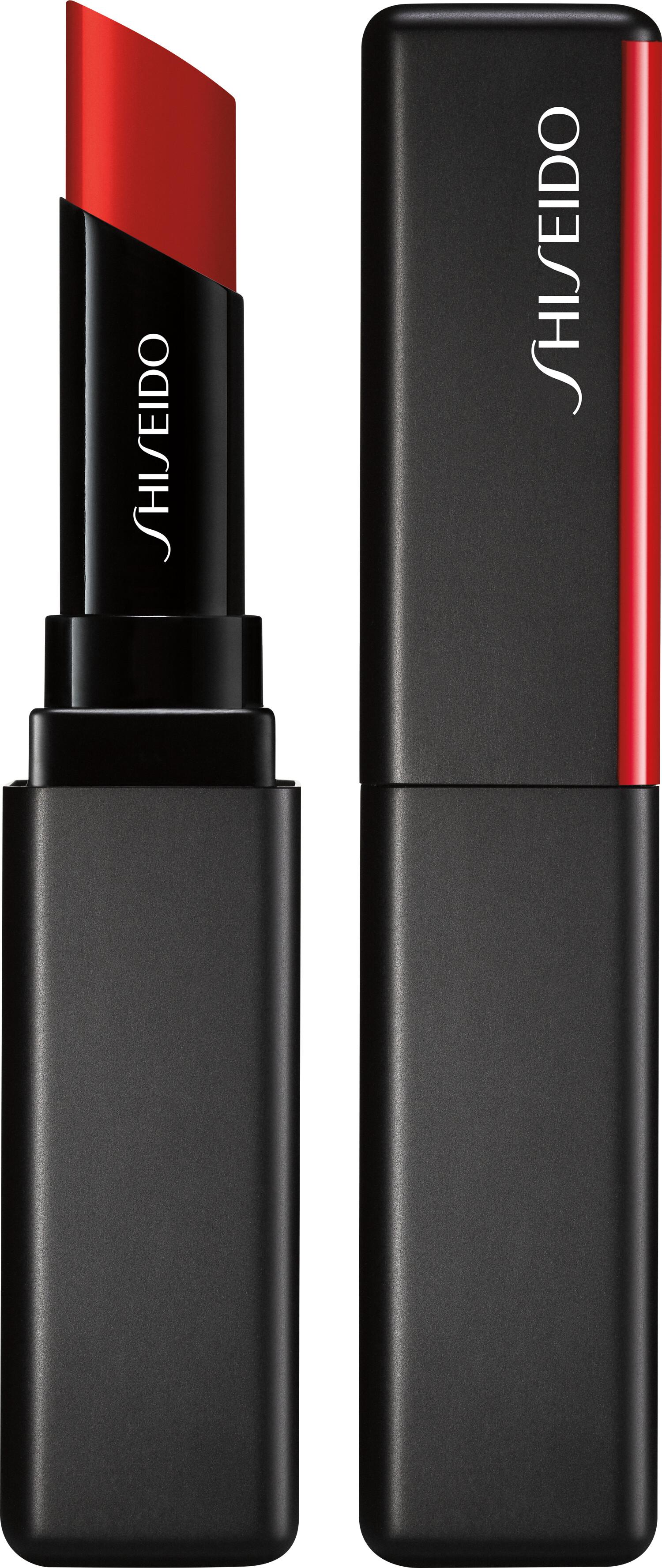 Shiseido VisionAiry Gel Lipstick 1.6g 220 - Lantern Red