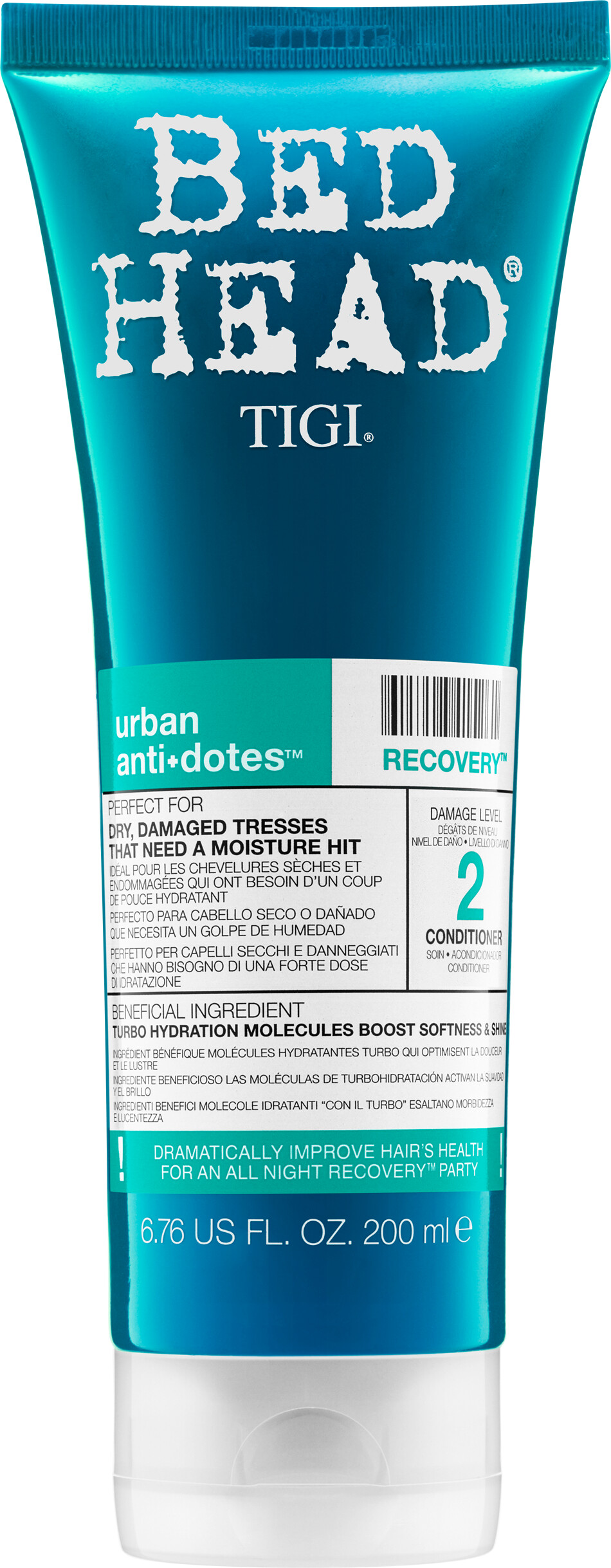 TIGI Bed Head Urban Antidotes 2 Recovery Conditioner 200ml