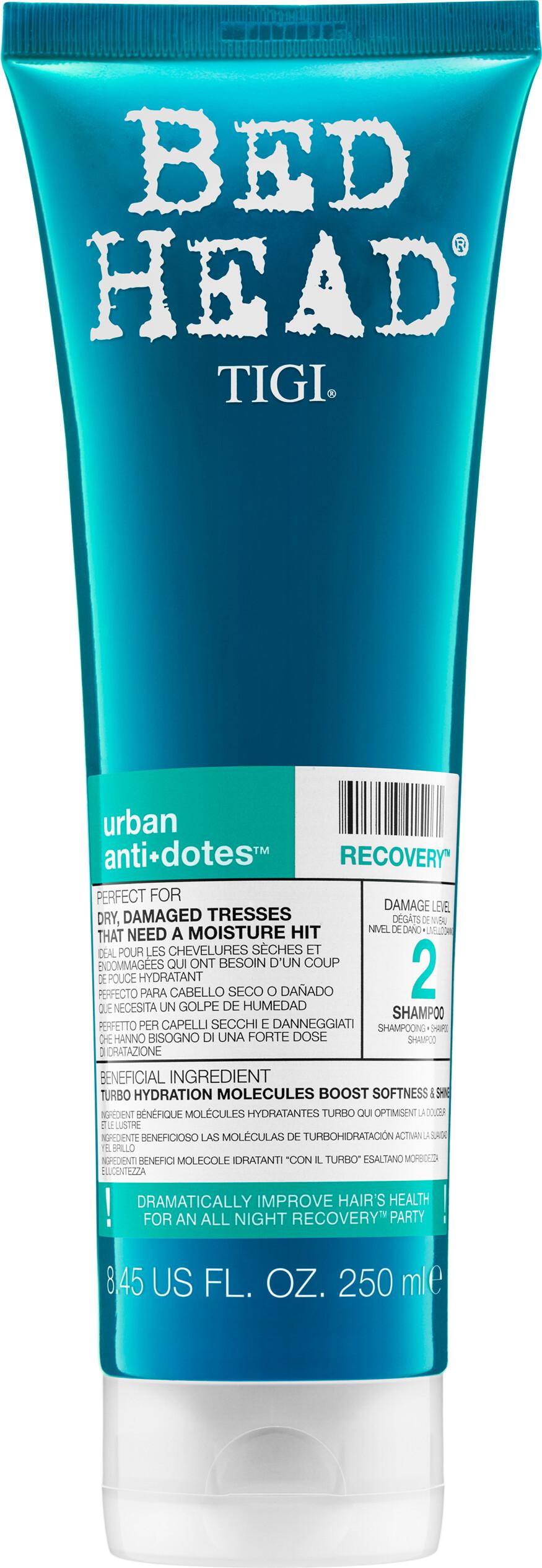 TIGI Bed Head Urban Antidotes 2 Recovery Shampoo 250ml
