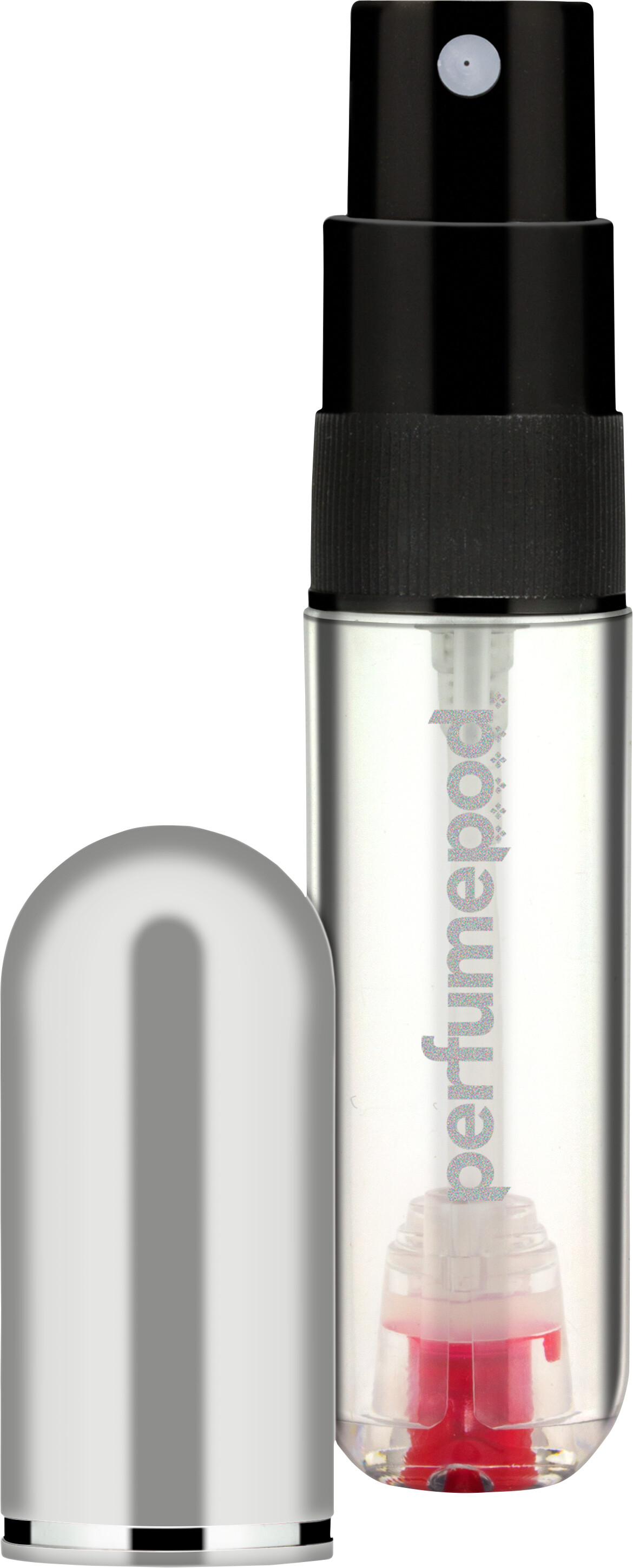 Travalo Perfume Pod Spray Silver