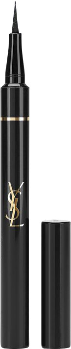 Yves Saint Laurent Shocking Effet Faux Cils Felt-Tip Eyeliner 1ml 01 - Black