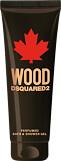DSquared2 Wood Pour Homme Perfumed Bath & Shower Gel 250ml